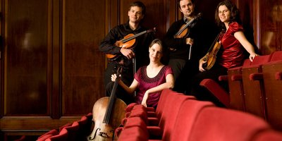 Quartetto Elias, Sandrine Chatron